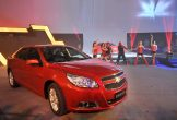 SGM unveiled to the world the Chevrolet Malibu 1.6T passenger car