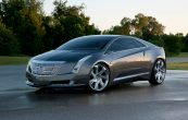 Cadillac ELR Luxury Electric Coupe
