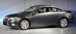 2011 Buick Regal at LA Auto Show