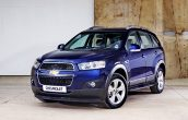 Chevrolet Captiva Manual