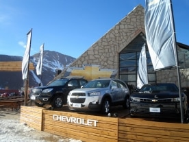 Chevrolet Winter 2014