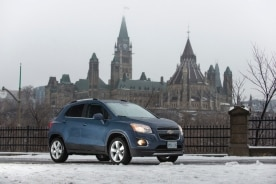 2013 Chevrolet Trax An Athletic And Versatile Companion For