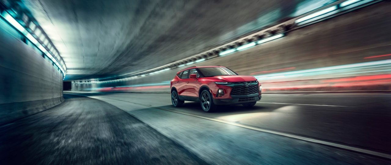 Bold Design Defines 2019 Chevrolet Blazer