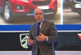 Tim Lee, GM Vice President, Global Manufacturing, and President, International Operations, discusses GM's business worldwide and GM International Operations.