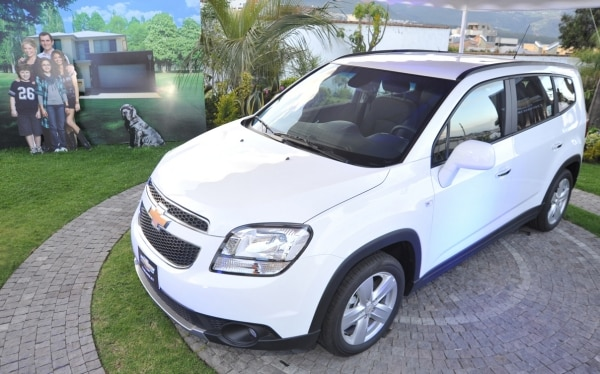 Nuevo Chevrolet Orlando Ms Que Un Vehculo El Espacio De Tu Familia