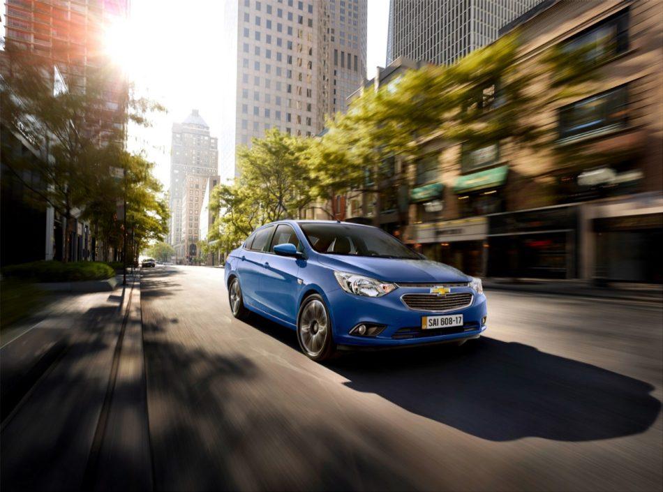 Chevrolet Revoluciona El Mercado Con El Nuevo Sail 2018
