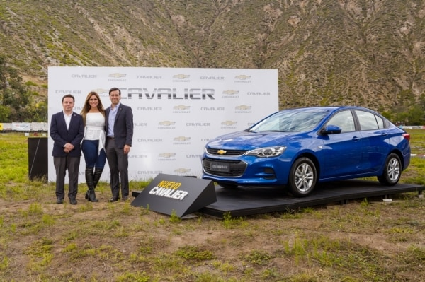 Chevrolet Presenta El Portafolio Ms Completo Del Mercado