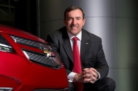 Alan Batey Named Global Head of Chevrolet