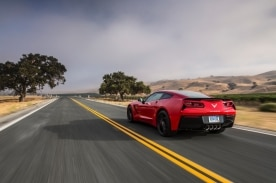 Corvette Stingray coupe
