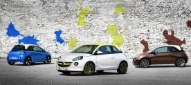 Opel ADAM Shows Even More Individualization Options at IAA