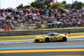 Corvette Racing Le Mans 2016
