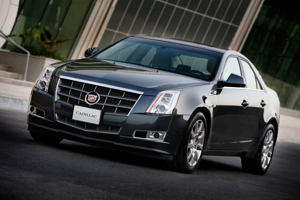 2009 CTS: Taking Infotainment To A New Level