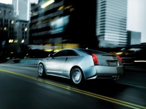 This September The All New 2011 Cadillac Cts Coupe And Cts V Coupe