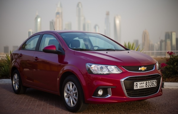 30112016 Chevrolet Introduces 2017 Aveo