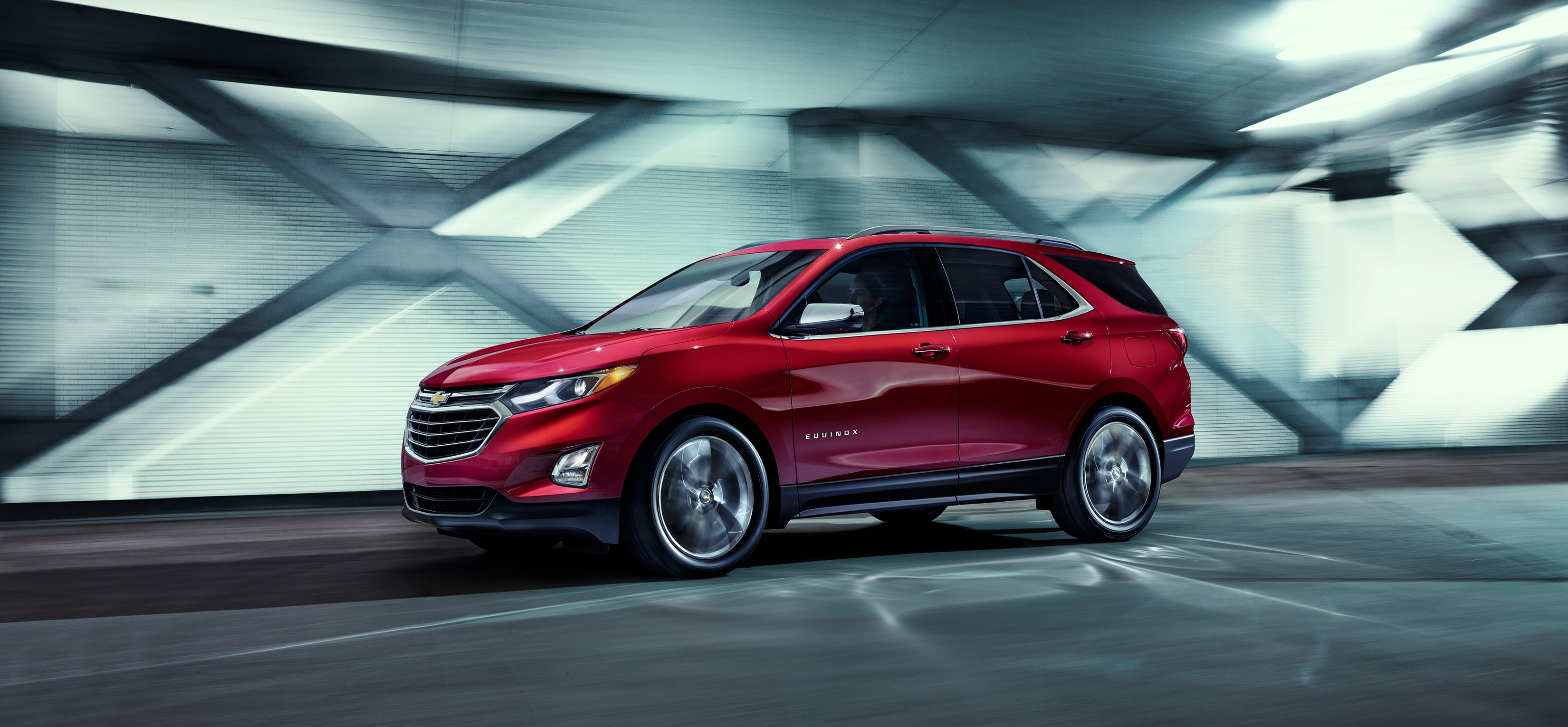 ALL NEW CHEVROLET EQUINOX TO MAKE MIDDLE EAST DEBUT THIS YEAR