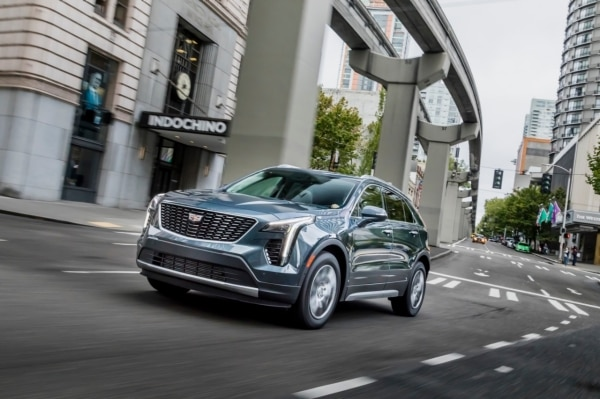 Nine facts that make the new Cadillac XT4's 9-speed
