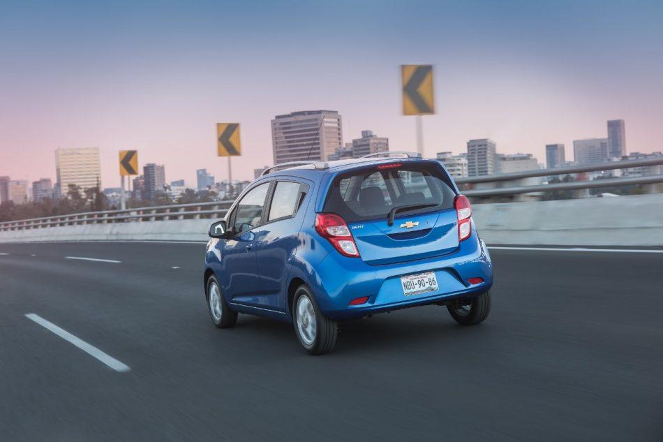Chevrolet presenta el totalmente nuevo Beat