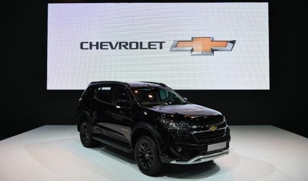 Chevrolet Thailand Launches Trailblazer Z71 Its Most Premium Seven