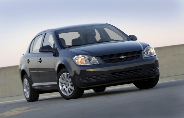 GM Recalls Compact Cars to Fix Power Steering Assist