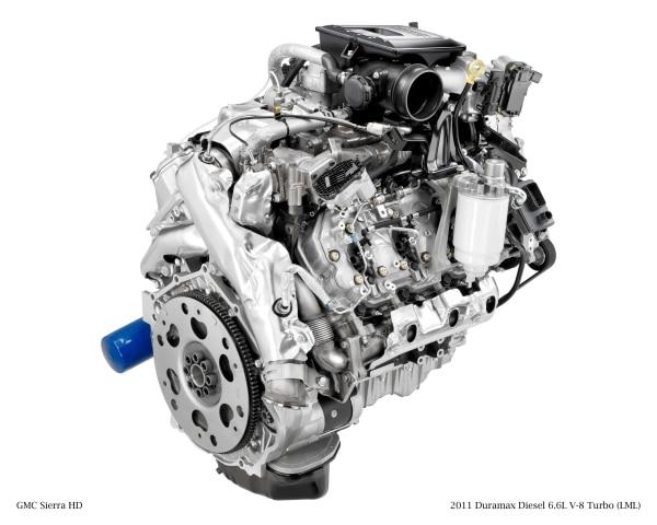 Vortec 6 0l V 8 And 6l90 Six Speed Combination Delivers Efficient