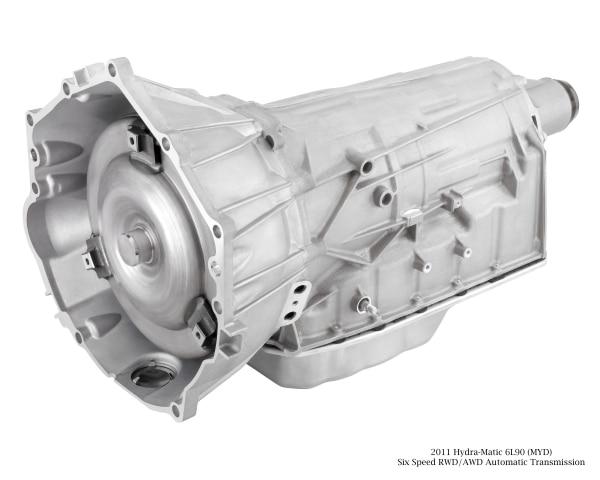 Enhanced Allison 1000 Transmission Helps New GMC Sierra