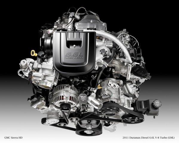 GMC's 2011 Heavy-Duty Trucks Build On Proven Strong Heritage