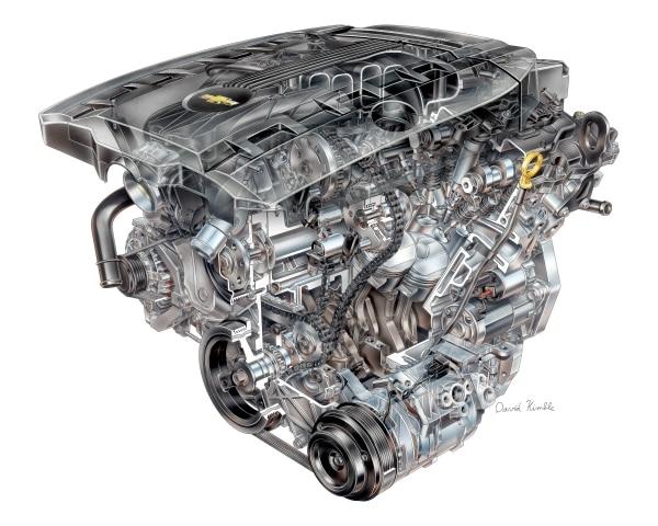 2012 Chevrolet Camaro Engine: More Power, Efficiency