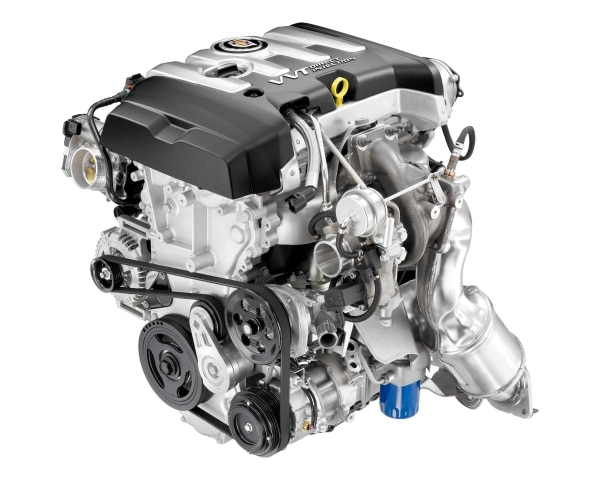 [ANLQ_8698]  New 2.0L Turbo Engine Boosts the Cadillac ATS | Cadillac 6 0 Engine Diagram |  | GM Media - General Motors