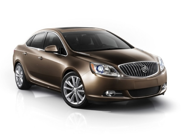 Buick Introduces The All-New 2012 Verano