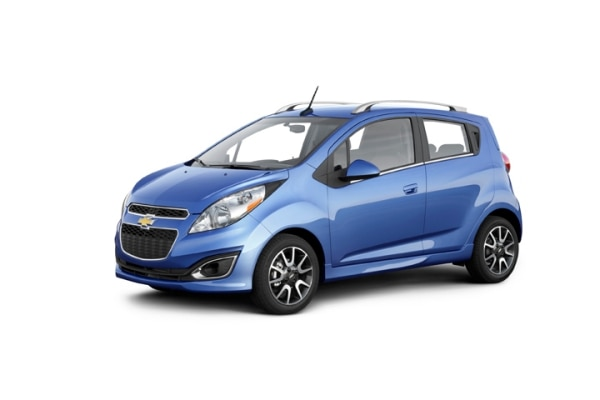 2013 Chevrolet Spark Mini Car Is The Key To The City