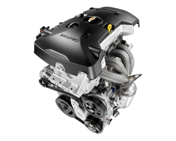 All-New Ecotec 2 5L Powers Chevrolet Malibu's Quest for