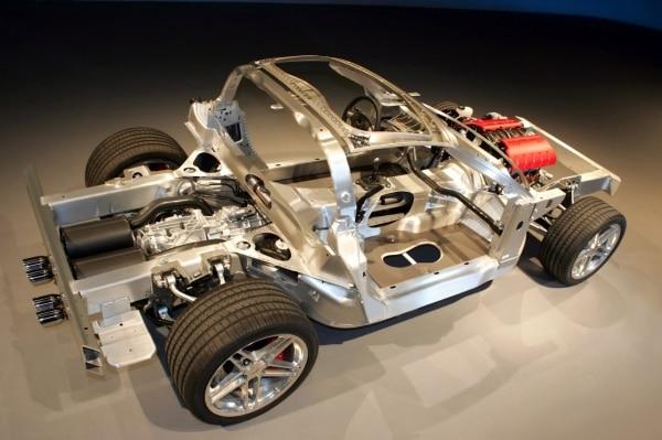 Fiberglass to Carbon Fiber: Corvette's Lightweight Legacy