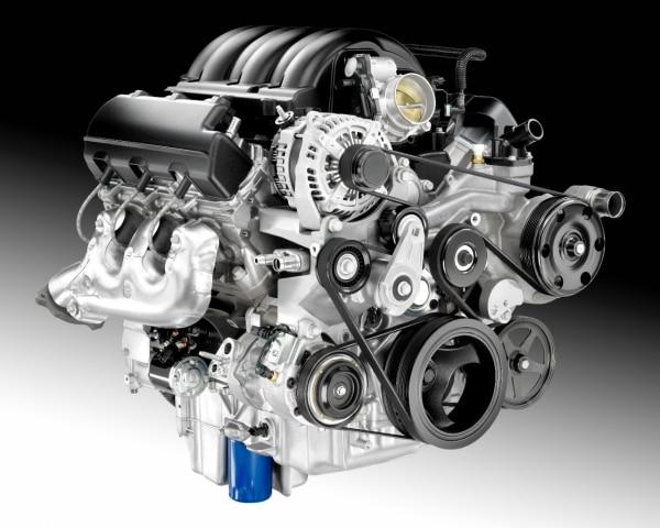 Trio of New EcoTec3 Engines Powers Silverado and Sierra