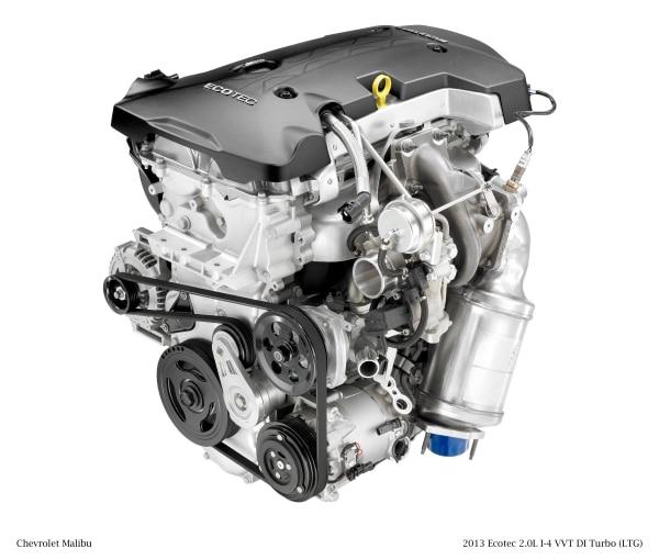 [XOTG_4463]  New 2.0L Turbo Engine Gives the 2013 Chevrolet Malibu Enhanced Performance  and Refinement   Chevrolet 2 2 Liter Engine Diagram      Chevrolet Pressroom - Chevy