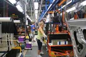 GM Spring Hill Assembly Plant in Tenn.