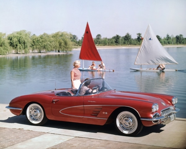 Corvette: 60 Years of Design, Performance and Technology