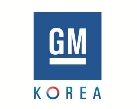 GM Korea Logo