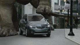 Small is Big with First Buick Encore TV Spot