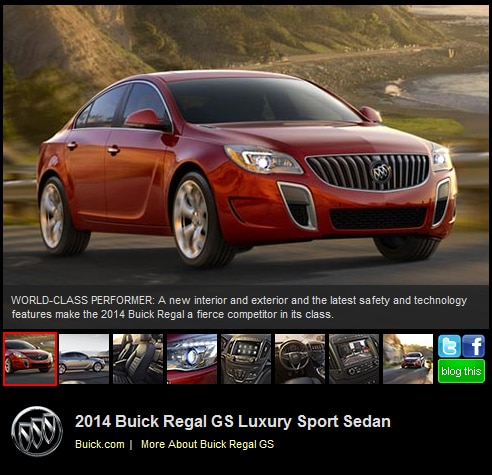 2014 buick regal infused with new technology2014 Buick Regal Engine Diagram #14