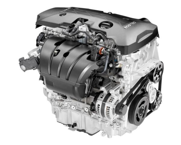 [SCHEMATICS_48YU]  Impala's 2.5L Engine Delivers Quiet Power, Fuel Efficiency | Chevy 2 4 Liter Twin Cam Engine Diagram |  | Chevrolet Pressroom - Chevy