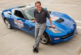 Reuss To Drive Corvette Stingray Pace Car For Indy Dual In Detroit