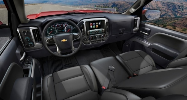 Silverado Cabin is Capable, Comfortable and Connected
