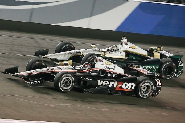 Chevrolet Wins 2013 IndyCar Series Manufacturers' Championship