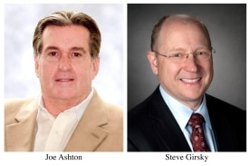 UAW's Ashton Nominated to Board of Directors, Girsky Nominated to Remain Director
