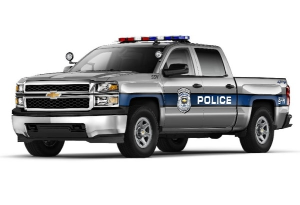 chevrolet special service silverado joins police lineup rh media gm com 2014 Chevrolet Mid-Size Trucks 2015 Chevrolet Vehicles