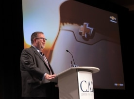 Chevy's Mahoney Addresses CAR Management Briefing Seminars
