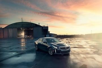 2016 Cadillac CTS-V Hits 200 mph with 640 hp