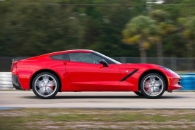 Performance Data Recorder for the 2015 Corvette Stingray
