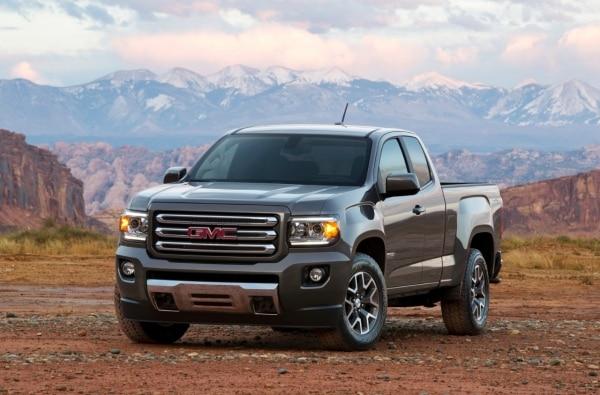 All-New 2015 GMC Canyon Elevates Midsize Truck Segment