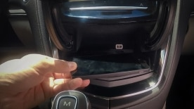 Powermat Wireless Charging Launching In 2015 Cadillac ATS